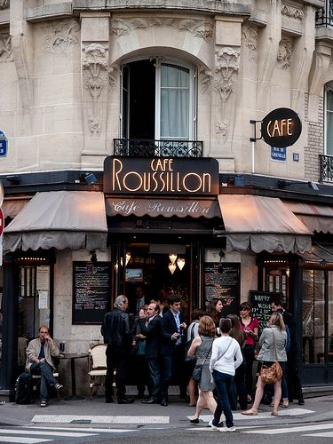 Cafe Roussillon Paris Roussillon Broadway Shows Photo