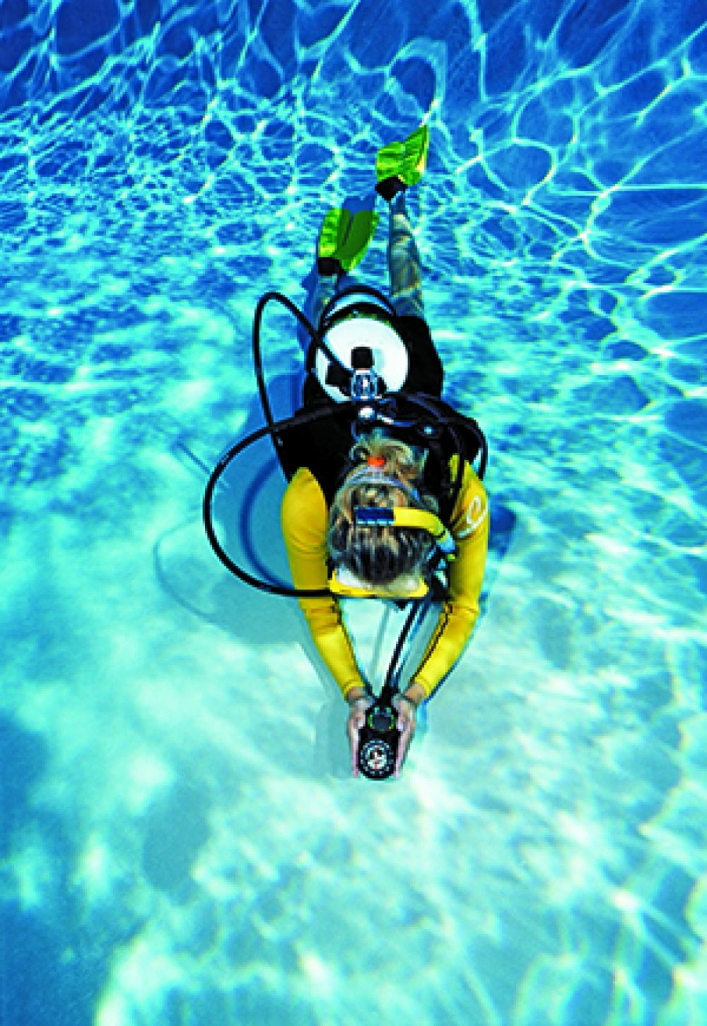 Five Tips For Compass Navigation Underwater