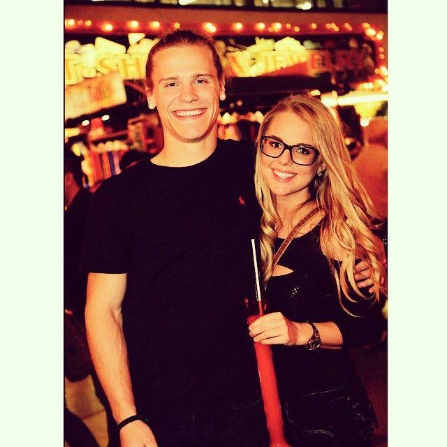 Hayden Voss and Nicole Franzel