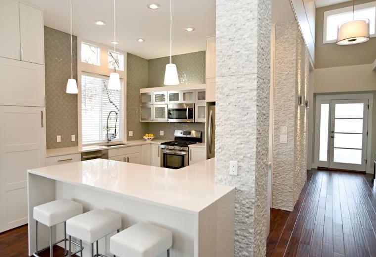 Dise ar cocinas consejos para un lograr interior for Diseno cocinas muy pequenas