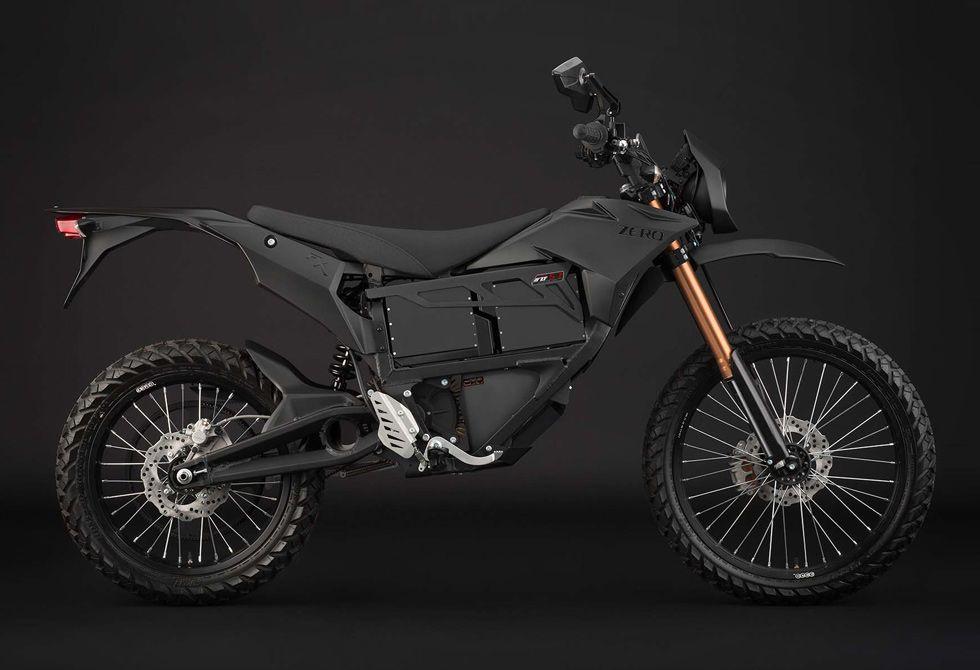 Zero Fx Electric Motorcycle Motocicleta Electrica Motocicletas