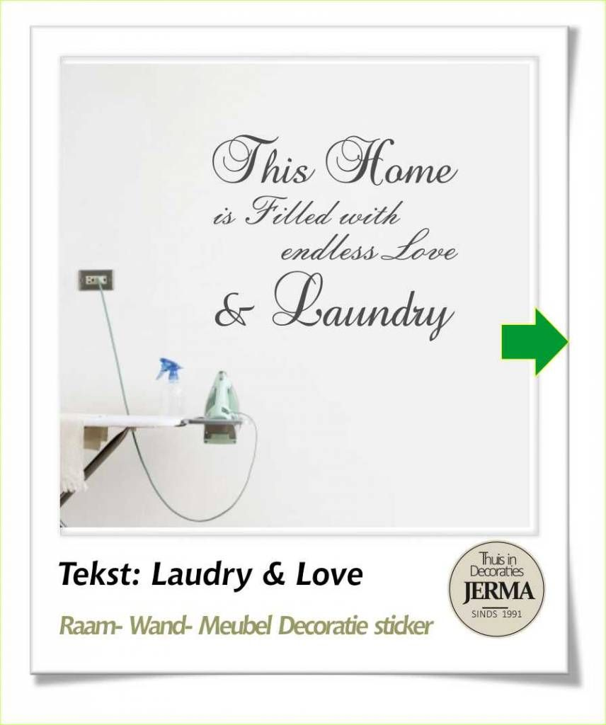 Decoratie Stickers Decoratie Stickers This Home Is Filled With Love Landry