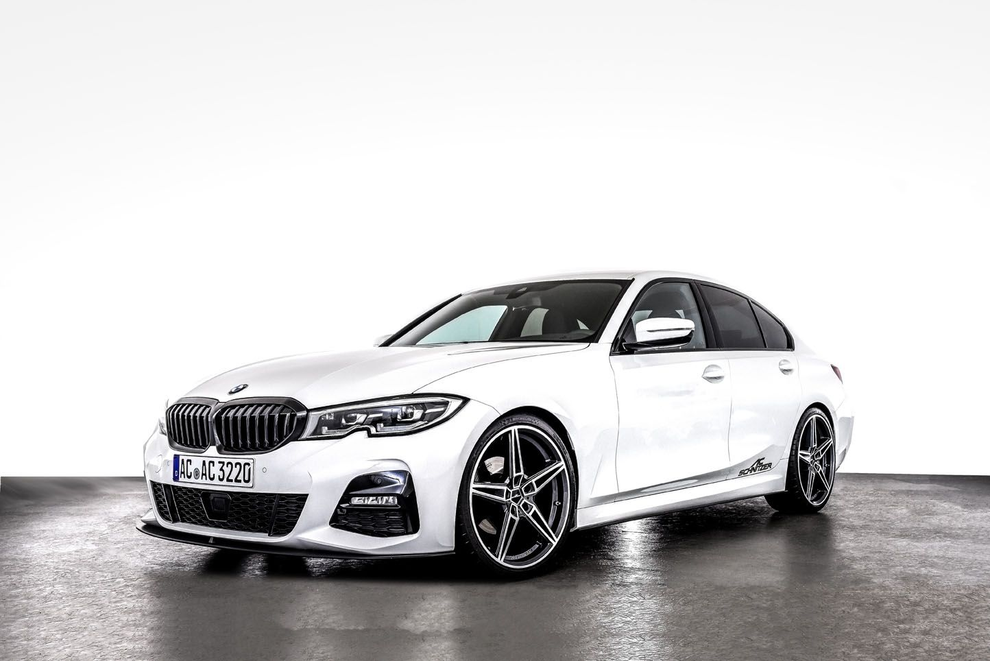 Ac Schnitzer Unveils Some Of Their Parts For The New Bmw 3 Series Bmw New Bmw New Bmw 3 Series