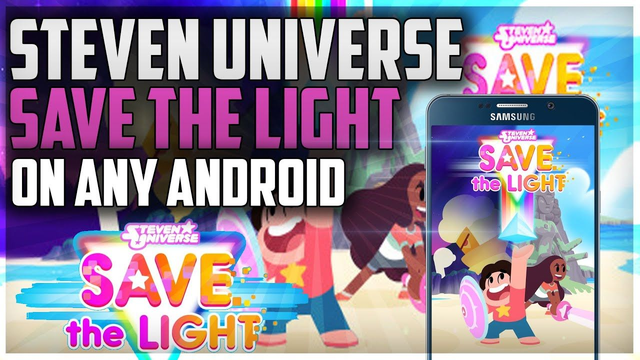 Steven Universe Save The Light Mobile Gameplay (Android