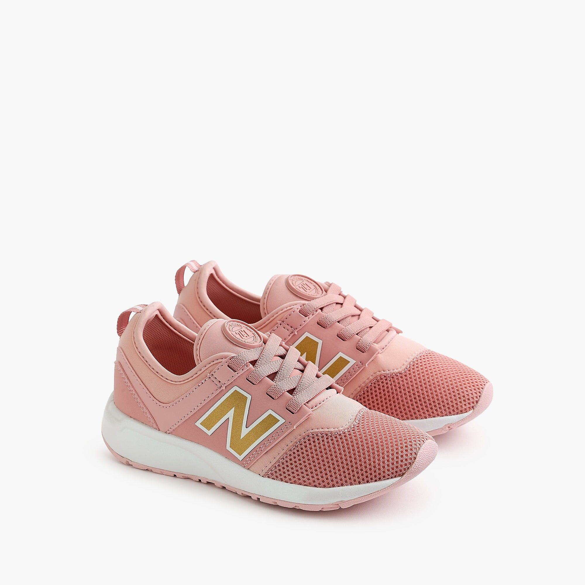pretty nice 3ea51 5b0e6 Kids  New Balance® for crewcuts 24 7 sneakers with no-tie laces