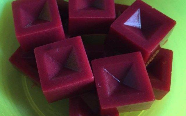 Fruchtgummis für kleine Leckermäuler. (Natürlich ohne Zucker)
