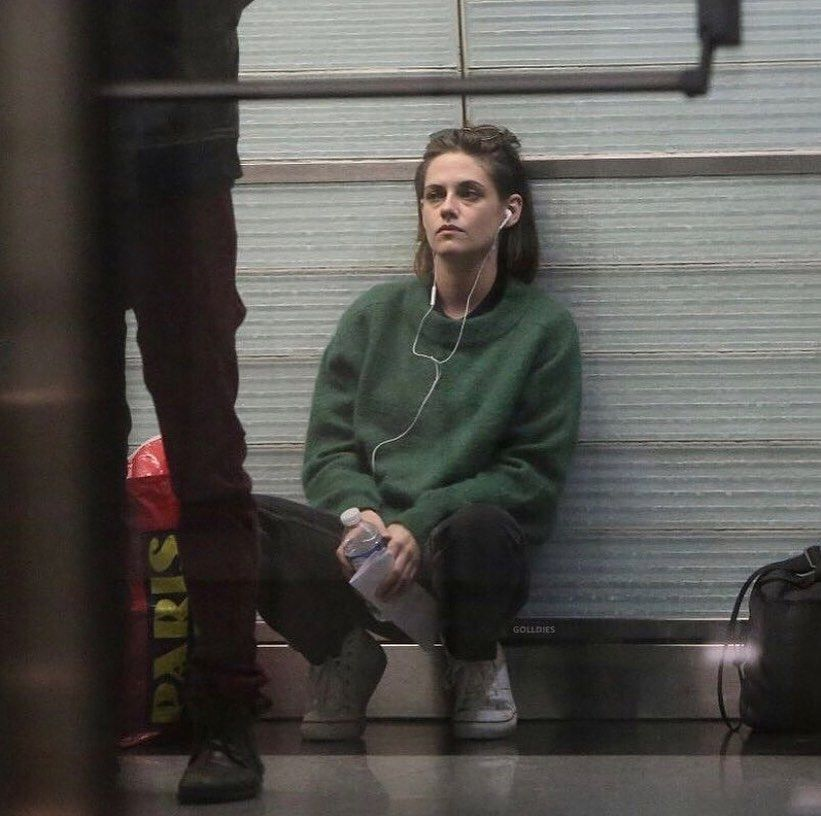 Kristen Stewart on the set of Personal Shopper (2016) on the Paris subway . . . . . . . . . . . . . . #instagramers #igdaily #aesthetic #moodboard #fashion #style #ootd #vogue #love #instagood #me #cute #tbt #photooftheday #instamood #tweegram #picoftheday #igers #girl #beautiful #insta adaily #summer #instagramhub #iphoneonly #follow #igdaily #goals #followforfollowback #architecture #photography