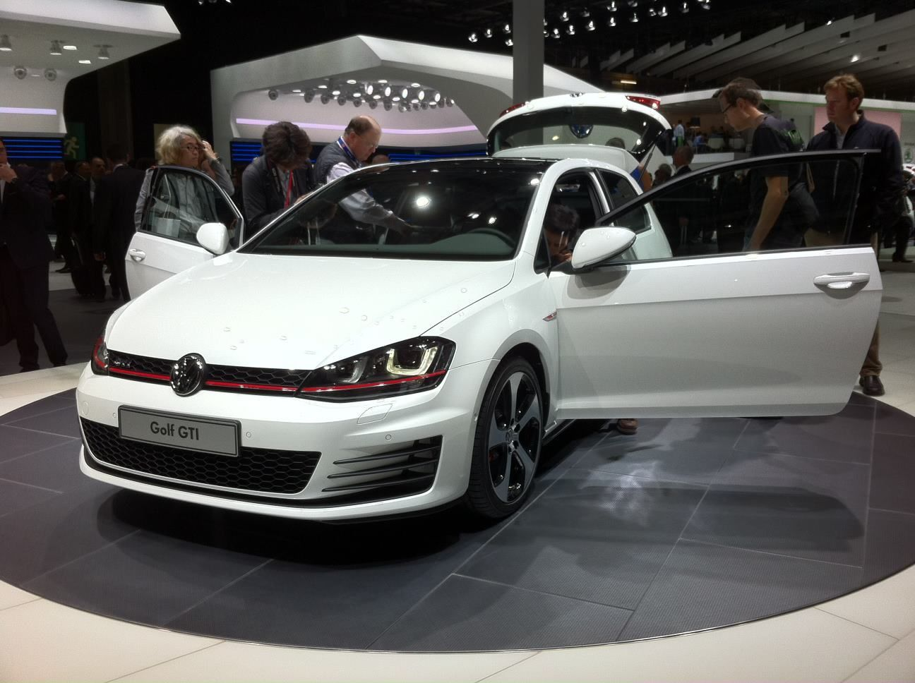 new golf gti future car models pinterest vw and cars rh pinterest co uk
