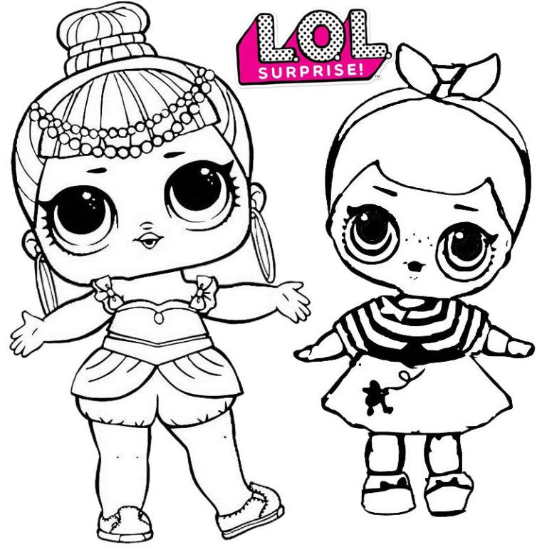 Best Lol Surprise Coloring Sheet For Children Hello Kitty Colouring Pages Hello Kitty Coloring Kids Printable Coloring Pages