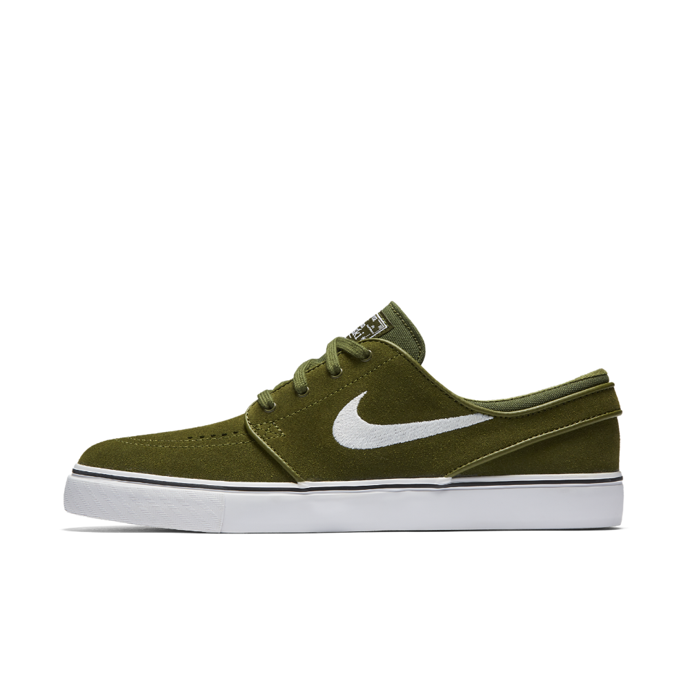 size 40 00257 5ba5d Nike SB Zoom Stefan Janoski Mens Skateboarding Shoe Size 10.5 (Olive) -  Clearance Sale