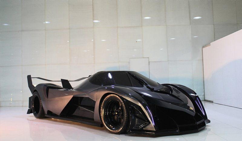 2018 Devel Sixteen Devel Is A Really Unique Vehicle
