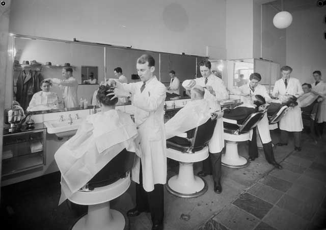 Ludvigsen Barber shop