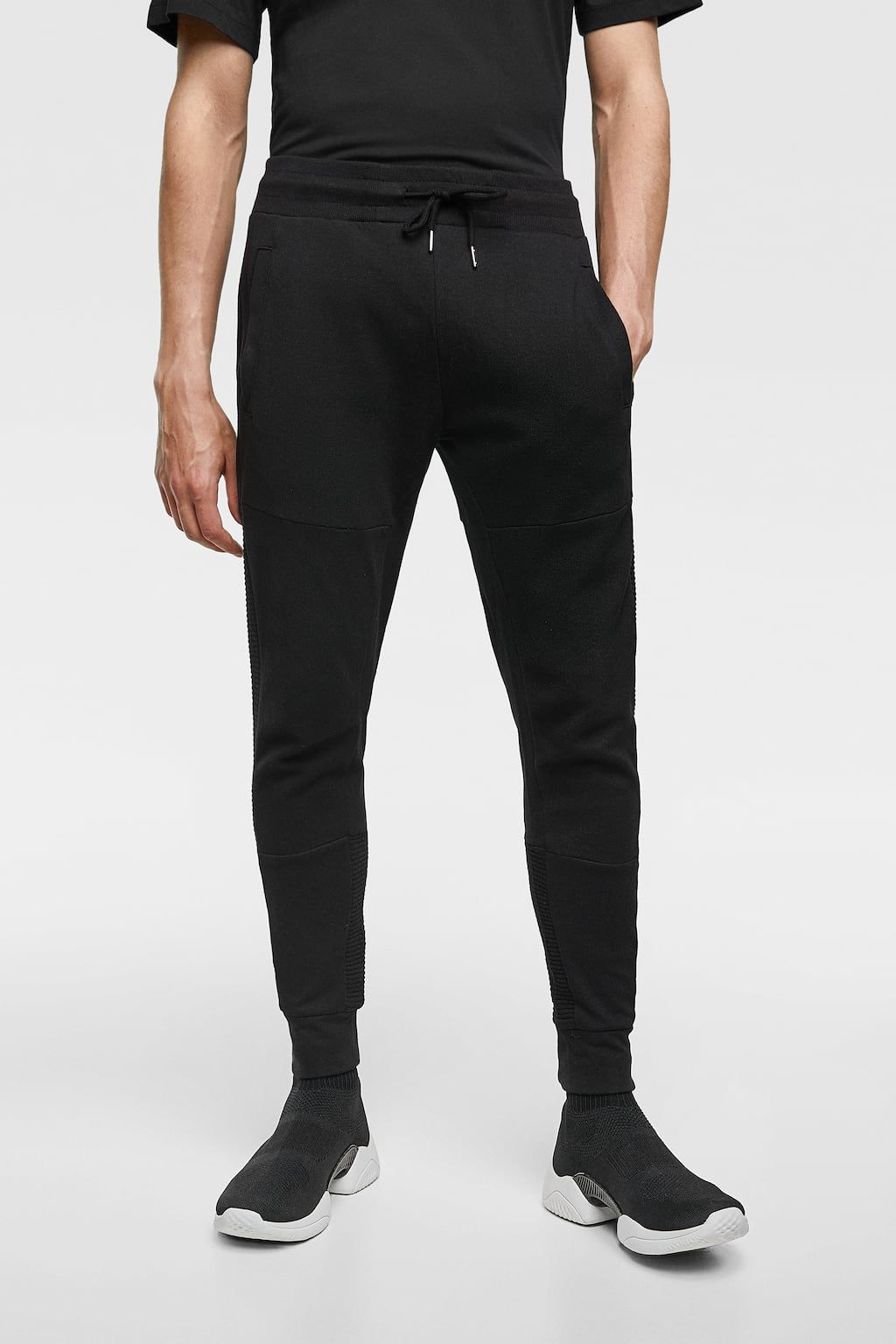 Clothing & Accessories Black Latest Collection Of Puma Evostripe Mens Track Pants Clothing, Shoes & Accessories