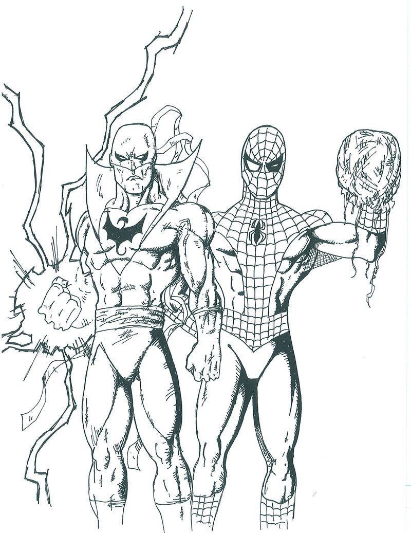 Top 20 Spiderman Coloring Pages Printable Spiderman Coloring Marvel Coloring Spider Coloring Page