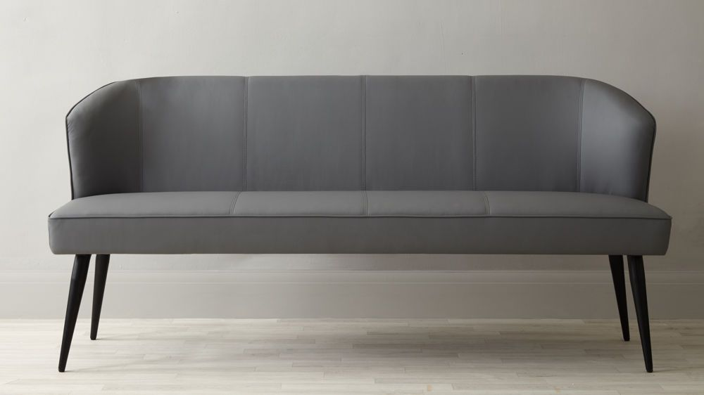 Dining Bench With Back Support Dining Sofa Dining Bench Seat Leather Dining Bench