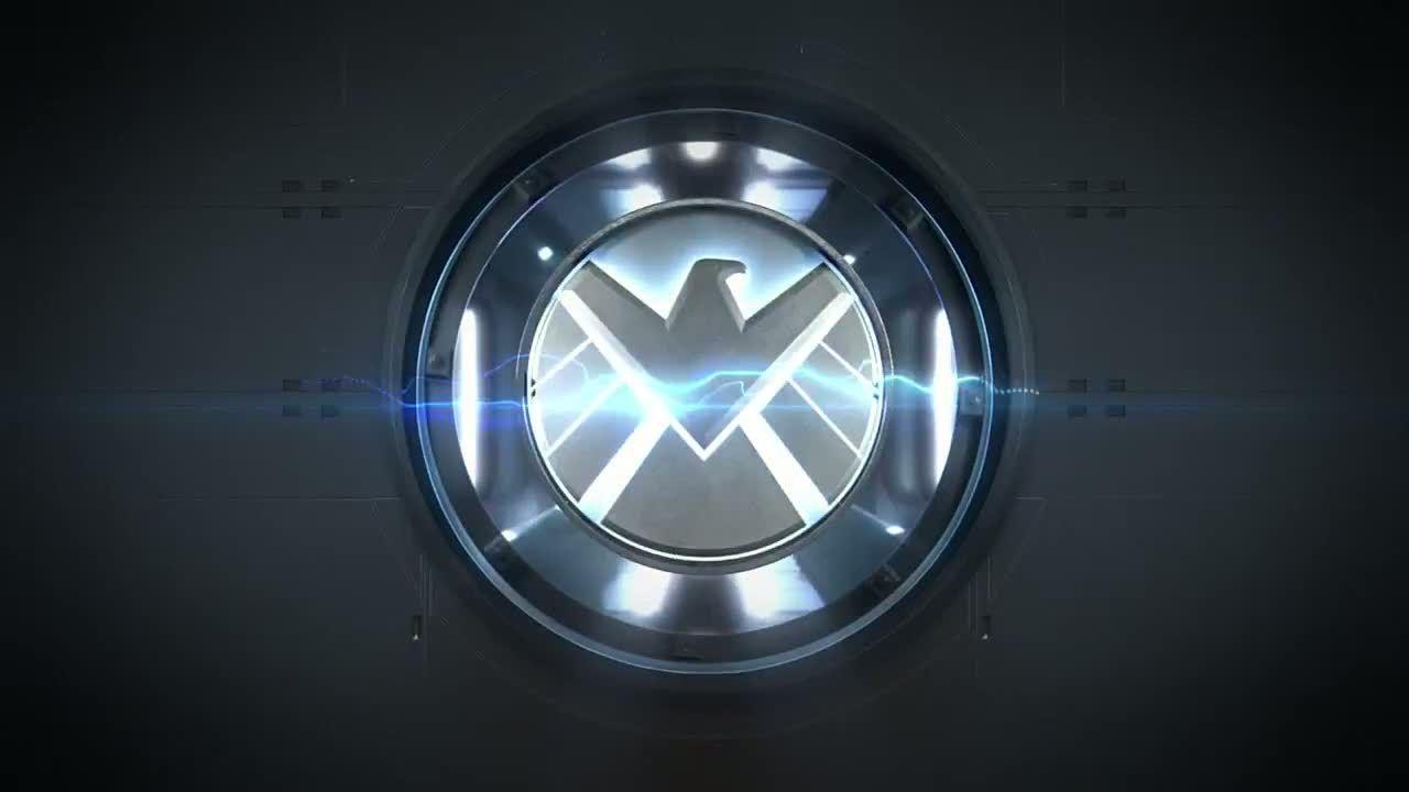 Marvel Shield Logo