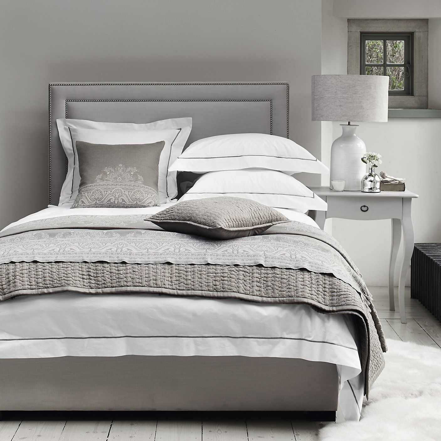 Berkeley Collection - Mink   The White Company   Luxurious ...