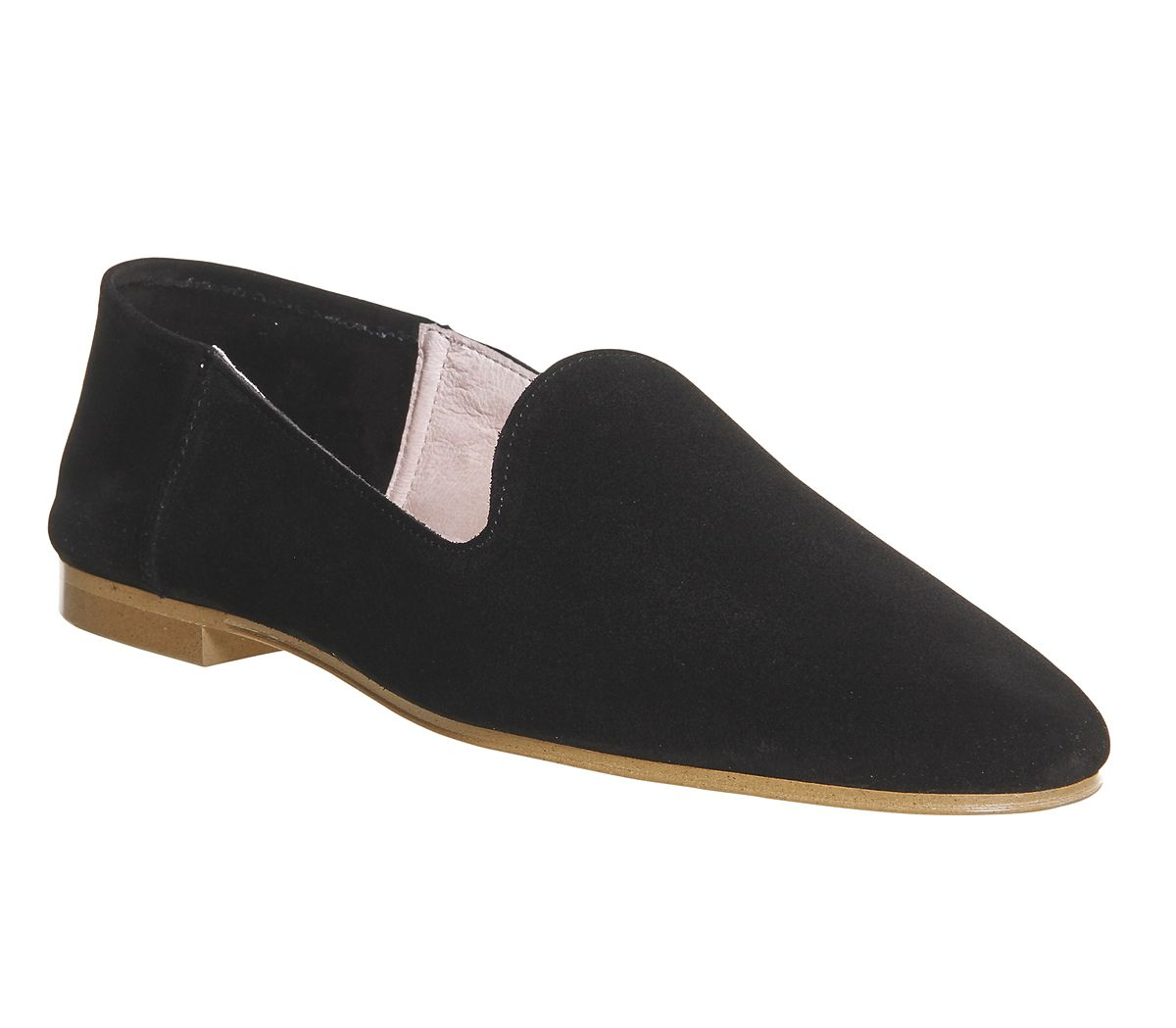 8d2abca0b6c Dakota Slip On Loafers | Shoes | Suede flats, Black suede, Loafers