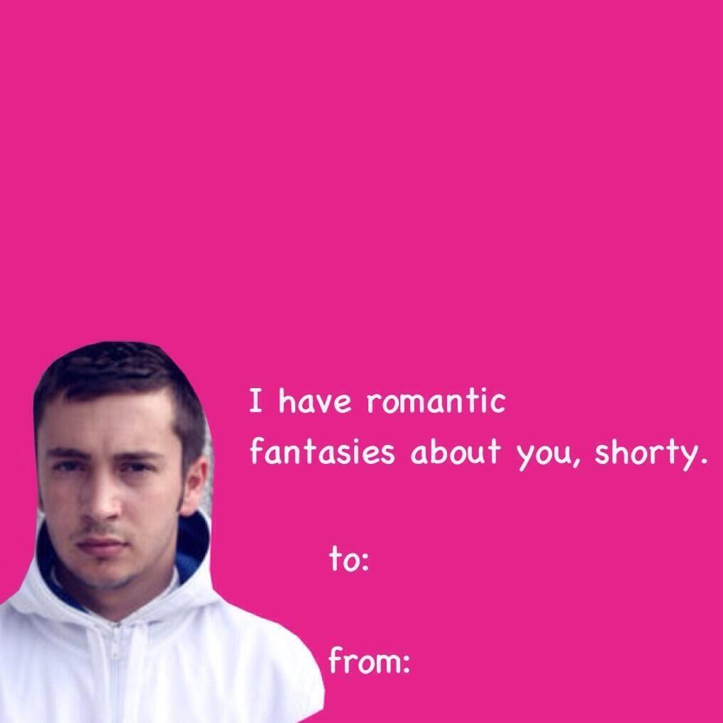 Twenty One Pilots Valentine Cards. Tyler Joseph Skeleton Clique Tyler  Doesnu0027t Holler At