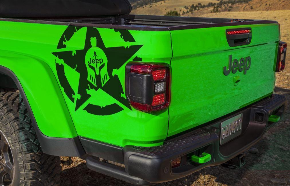 Graffiti Arrows Grunge Vinyl Sticker Decal Hood Graphic Reflective Truck Car 1
