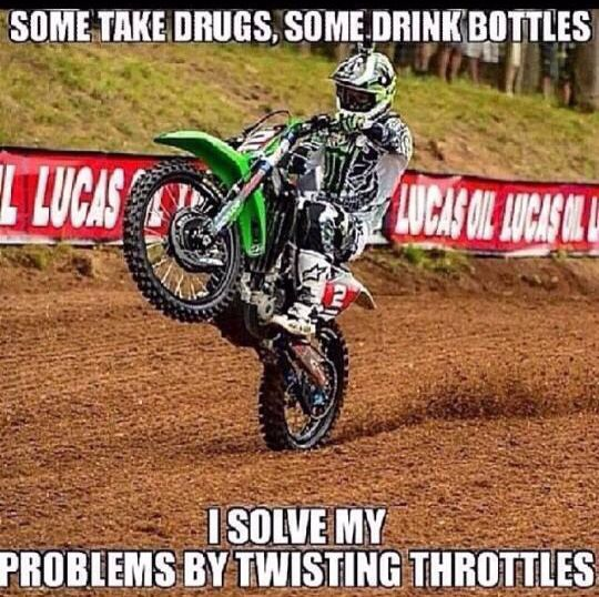 Riding Is My Therapy Dirt Bike Quotes Dirt Bike Racing