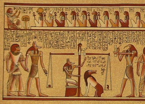 Egyptian Book Of The Dead Ancient Egyptian Art Ancient Egypt
