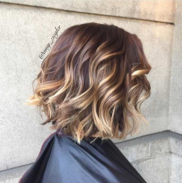 27 Chic Bob Hairstyles And Haircuts For 2017 Pinterest Golden