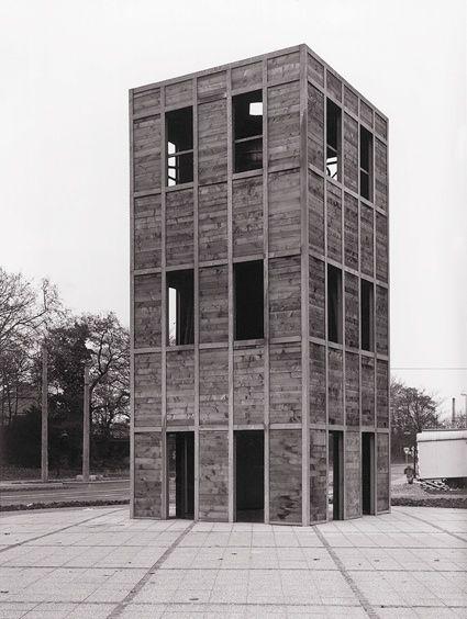 Turm Neuss, 1985 – Haus-Rucker (no bubbles).