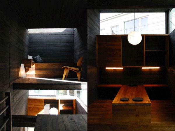 Boxhome Small Living Inside A Stylish Norwegian Box Minimalist