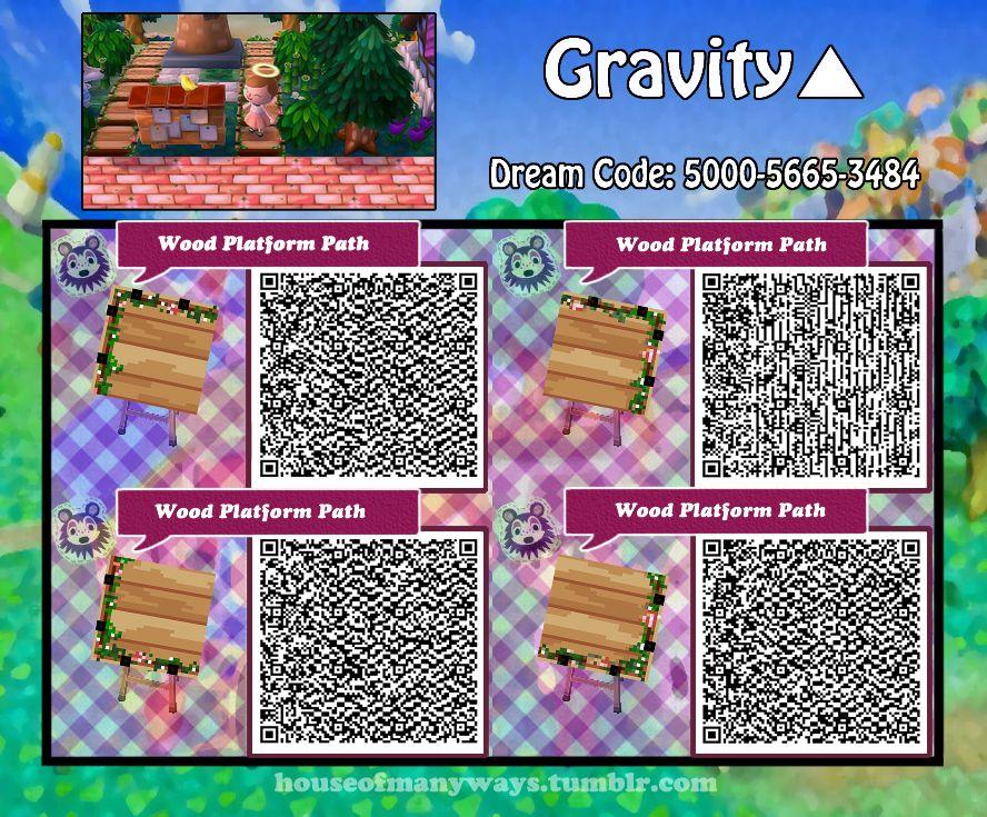 Animal Crossing New Leaf Amp Hhd Qr Code Paths