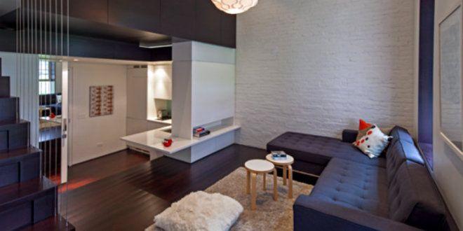 Manhattan Wohnung kleine loft wohnung manhattan micro loft specht harpman
