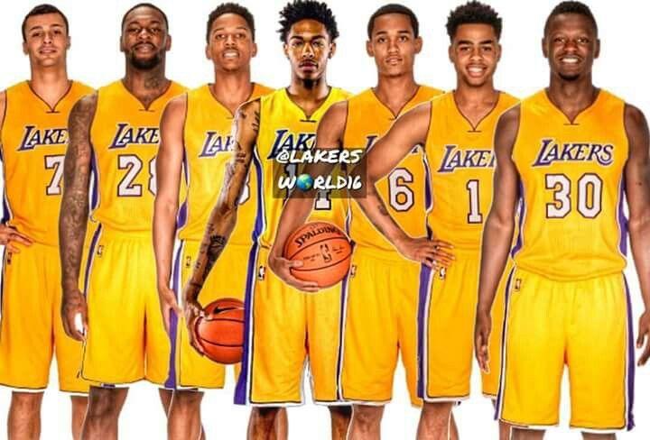 2016 Lakers Youth La Lakers Lakers Teams