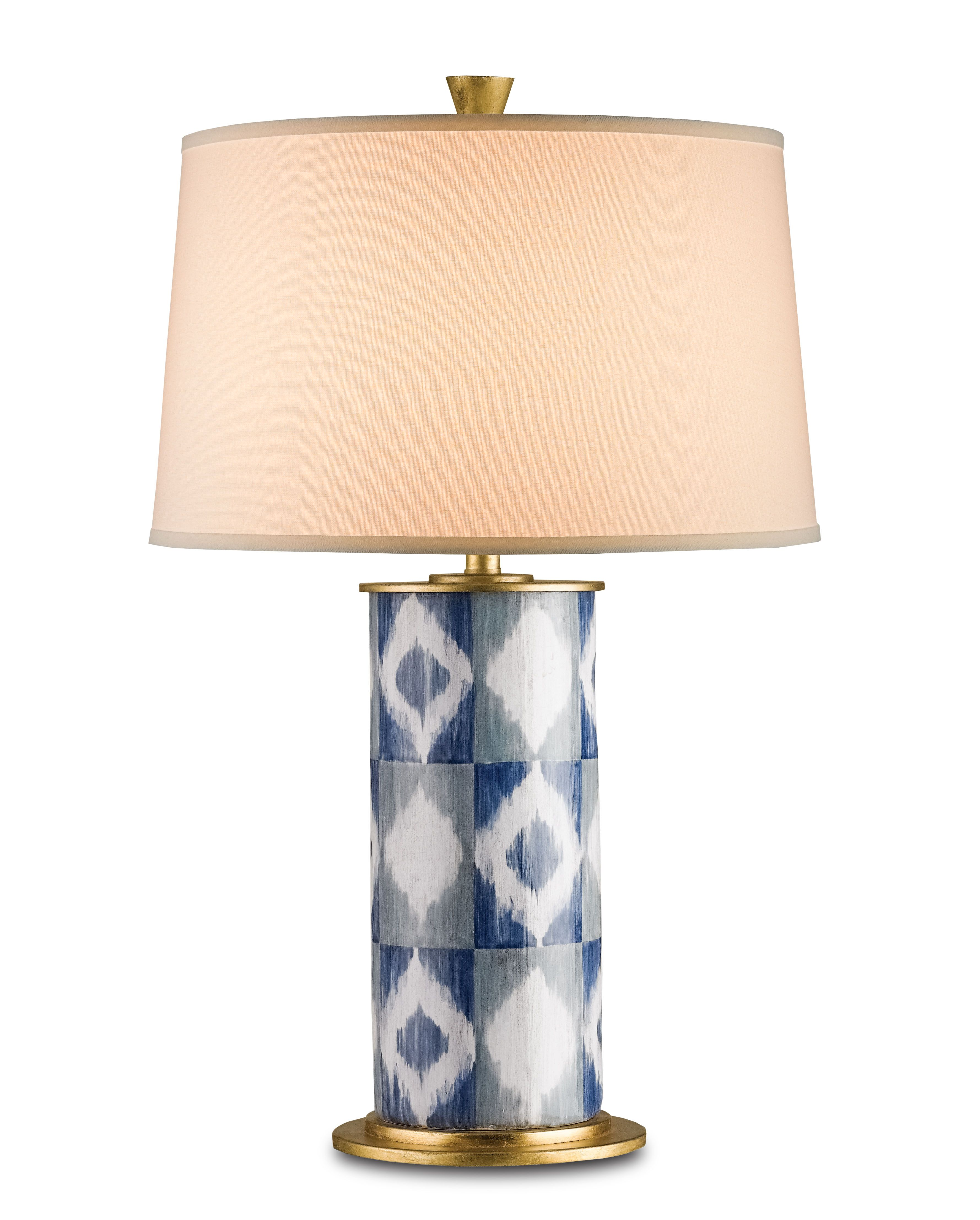 The Patterson Table Lamp By Currey Company Grey Table Lamps Contemporary Table Lamps Table Lamp Lighting