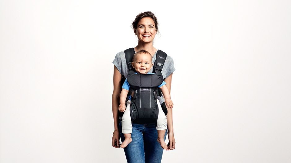 Baby Carrier One The Crib Baby Bjorn Ergonomic Baby Carrier