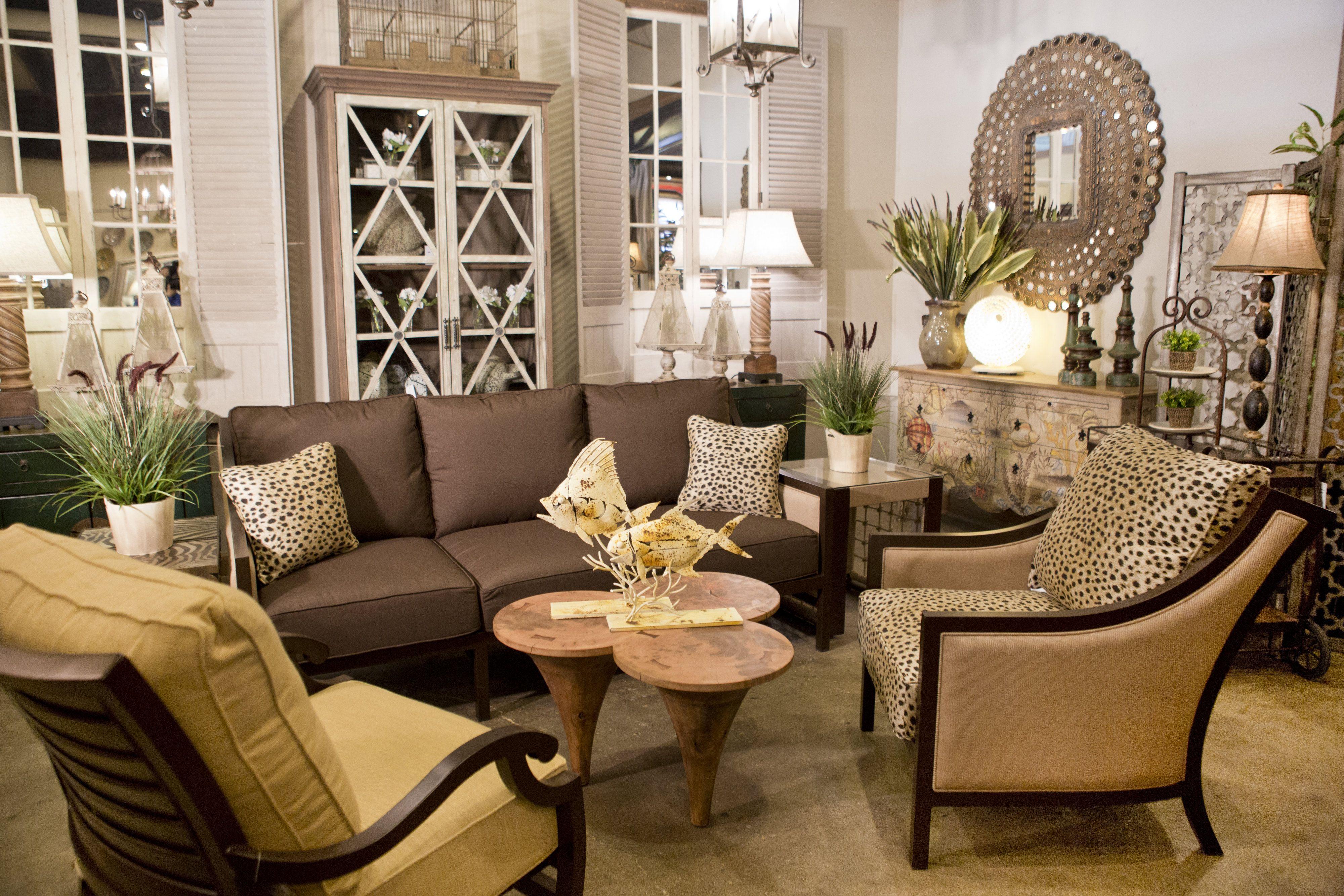 luxury patio furniture store