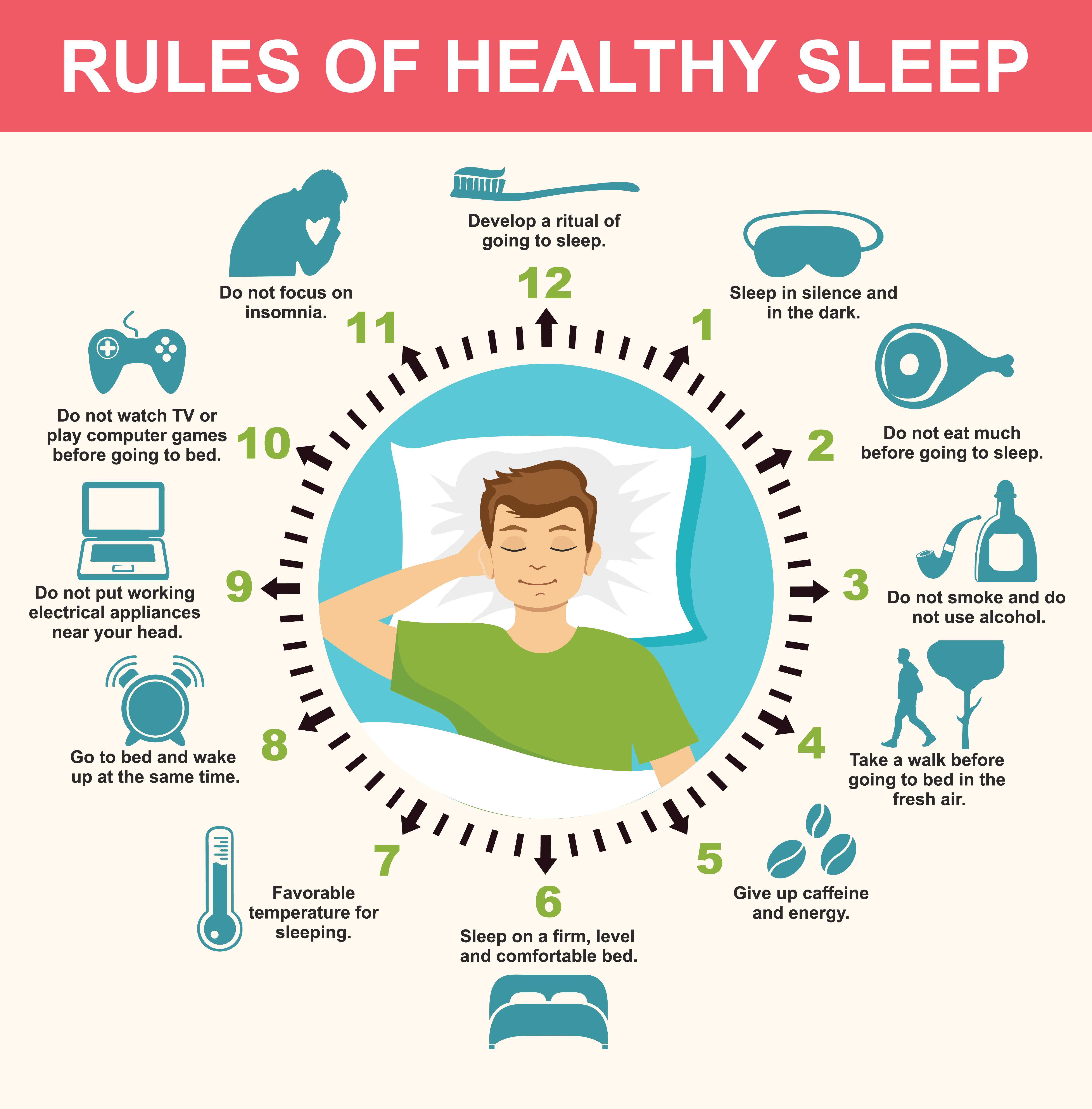 These Tips Will Help You Fall Asleep Easily Sleep Like A