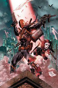 DEATHSTROKE #4 | DC Comics