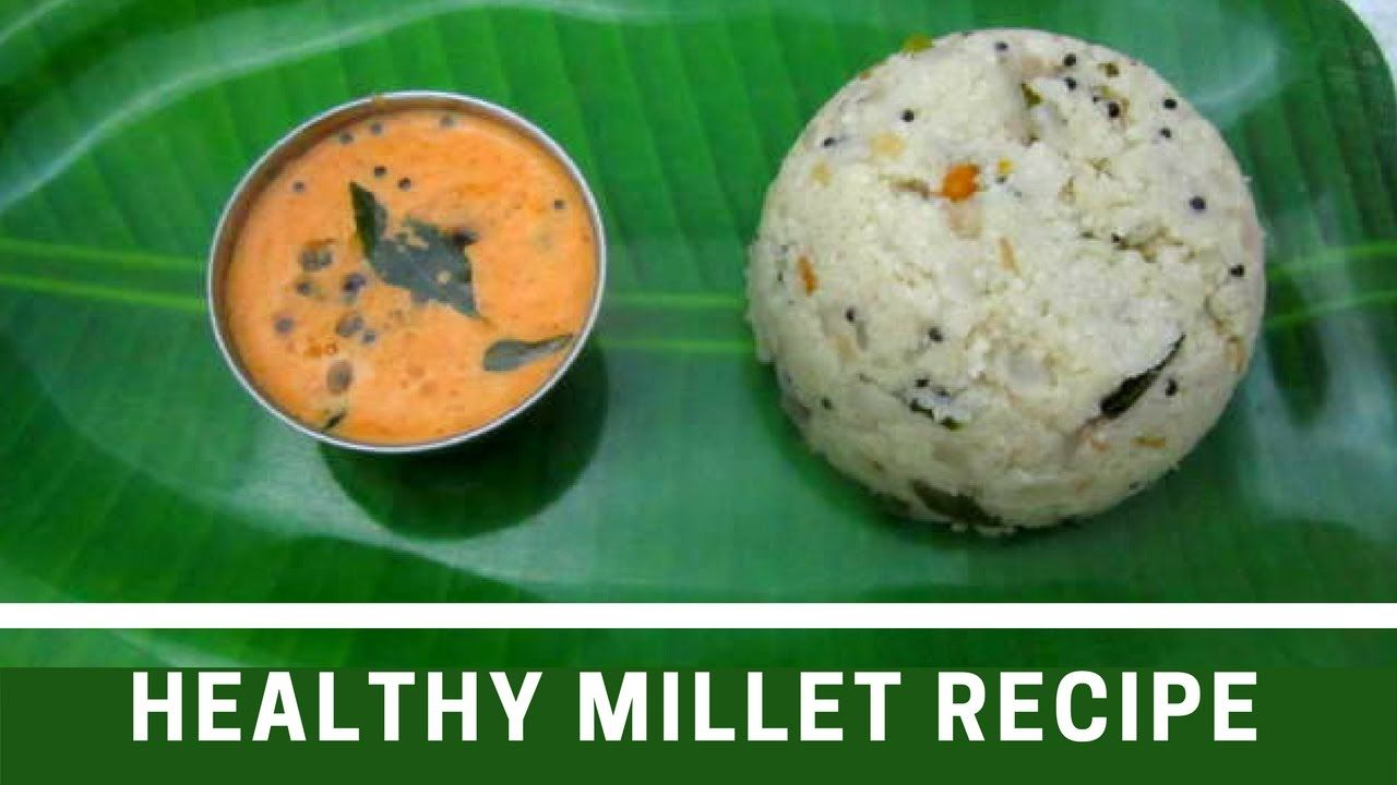 Simple millets upma recipe kuthiraivali upma tamil food corner millets recipes are always a healthy choice this quick millets upma from tamil food corner is simple to make and tastes great with tomato chutney or forumfinder Image collections