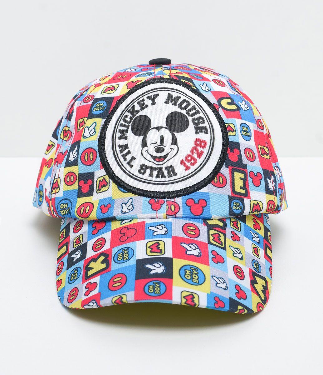 634d6b3146544 Boné infantil Estampado Marca  Mickey Tecido  poliéster COLEÇÃO VERÃO 2017  Veja outras opções de produtos Mickey .