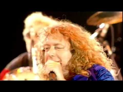 Robert Plant Queen Crazy Little Thing With Images