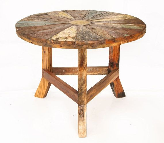 Round Table Flora by EcologicaMalibu on Etsy, $1350.00