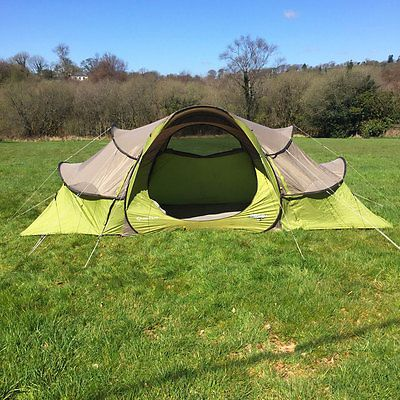 Quechua Base 4.2 Seconds 4 Man Popup Tent - C&ing / Festival / Family (pop up) : 4 man tent pop up - memphite.com