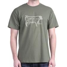 Beef Diagram T-Shirt