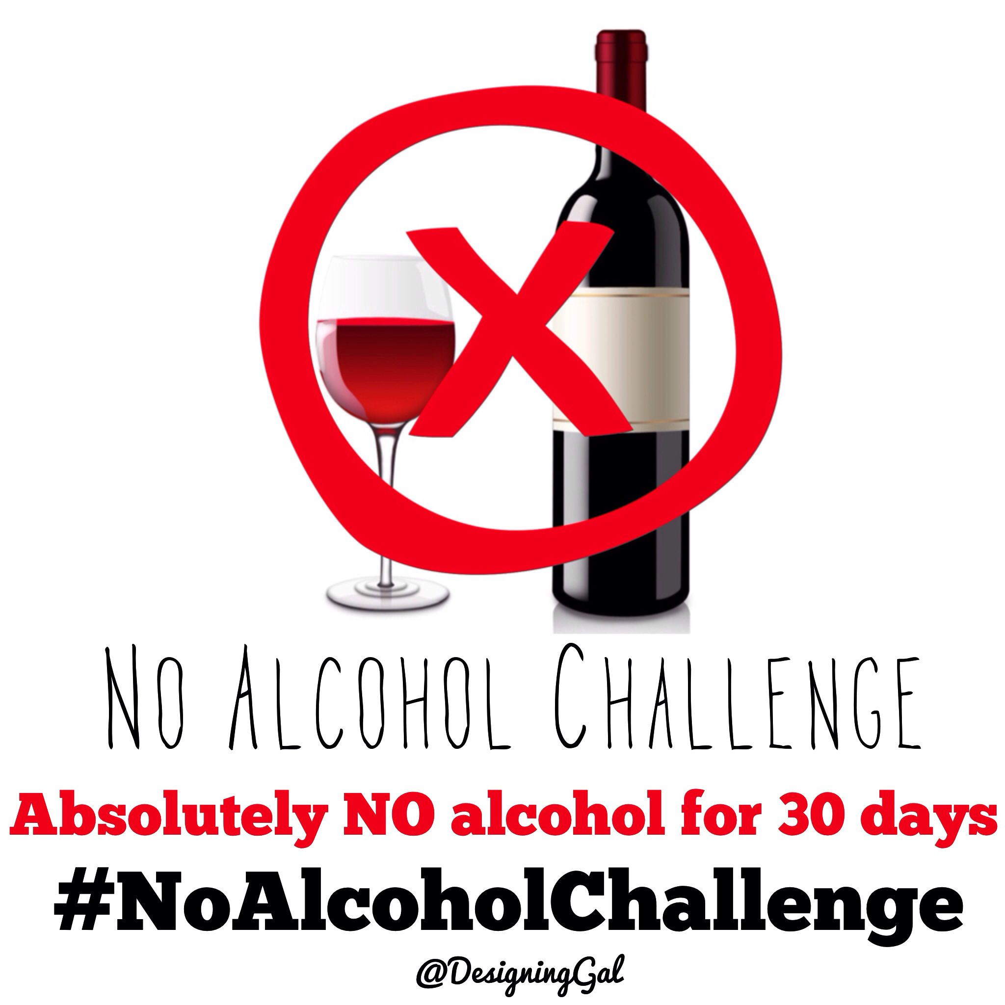 Pin By Designing Gal On Fitness Inspiration Quitting Alcohol Alcohol Benefits 30 Day Challenge