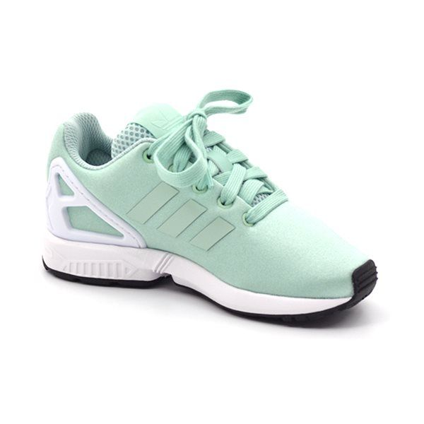 zx flux adidas mint