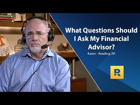 What Questions Should I Ask My Financial Advisor ...