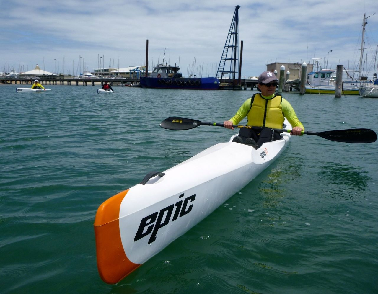 Learn To Surf Ski And Ocean Kayak 3 Hour Private Course In
