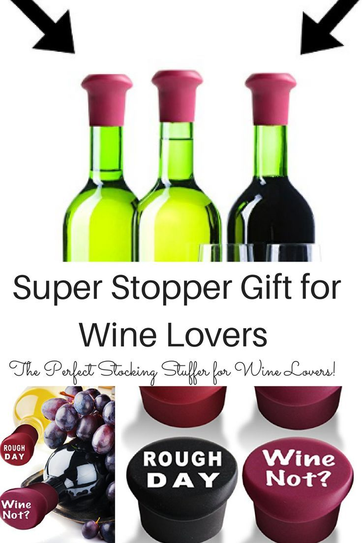 Want to spoil the wine lover on your gift list.  Get these.