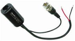 Muxlab 500024 Videoease Power Thru Cctv Balun W Modular Rj45 Connector A Videoease Series Power Thru Surveillance Equipment Surveillance Surveillance Camera
