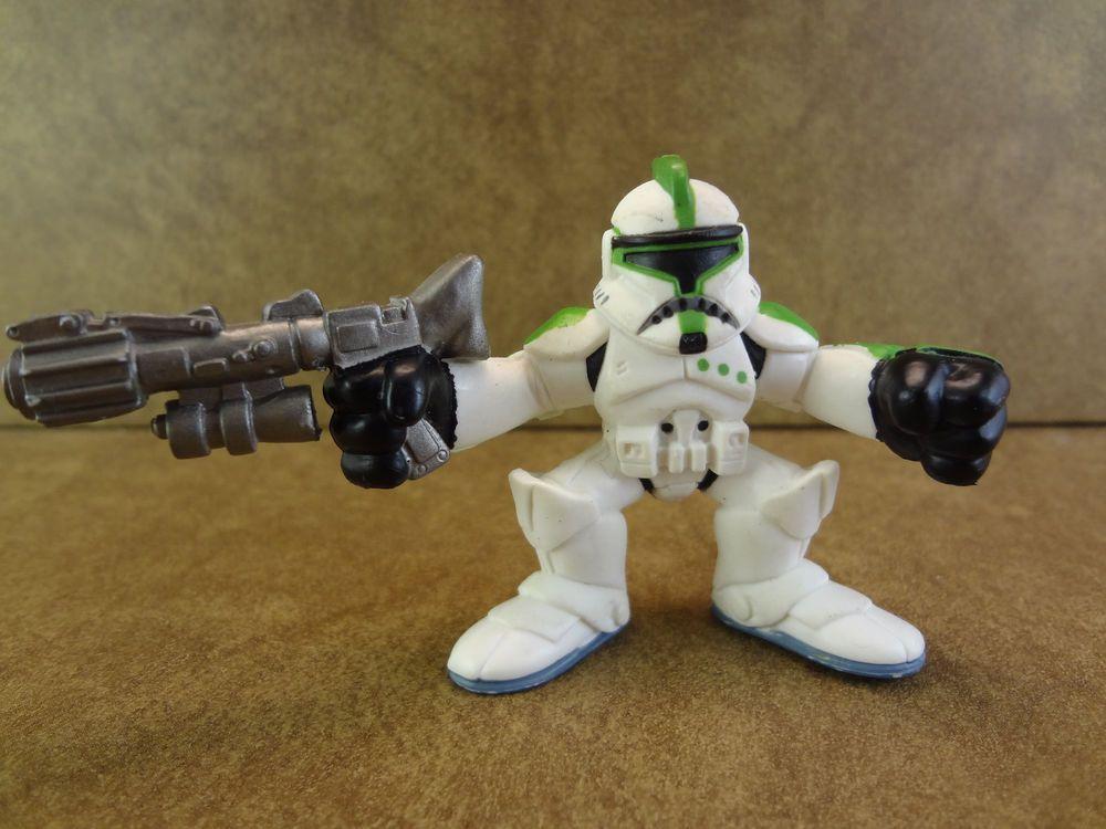 Green Clone Trooper 2004